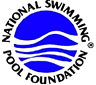 Photo of logo for Pool and spa service certification for National Swimming Pool Foundation